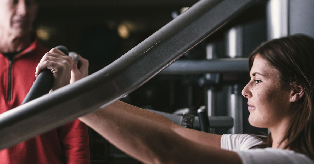 Exeter Gym, Fitness Membership, Exeter Golf and County Club