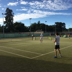 Tennis Club Championships Exeter
