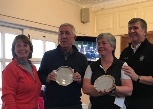 Golf competition winner exeter golf and country club