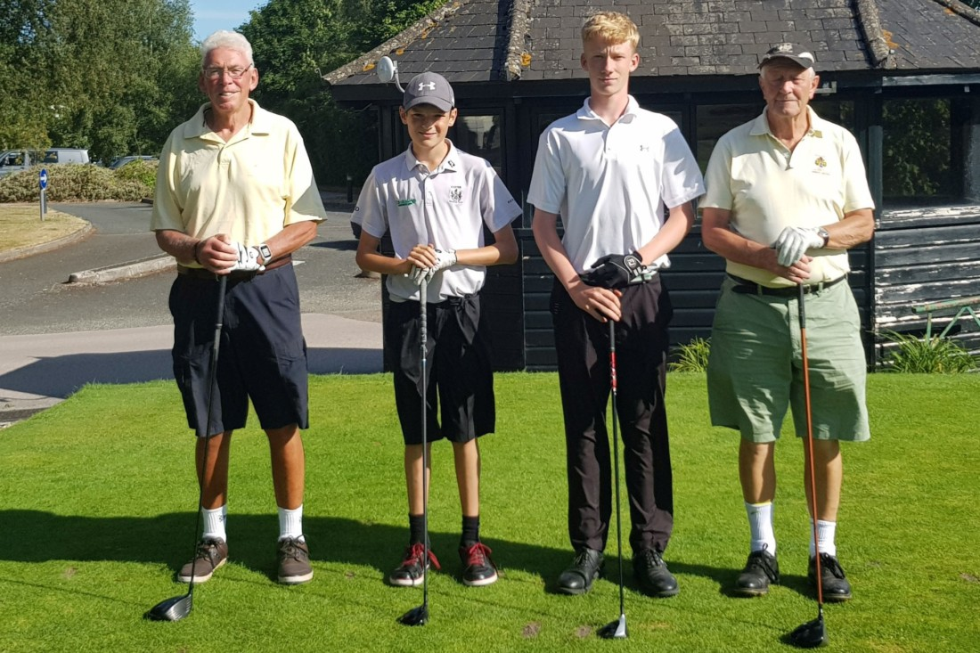 juniors exeter golf and country club
