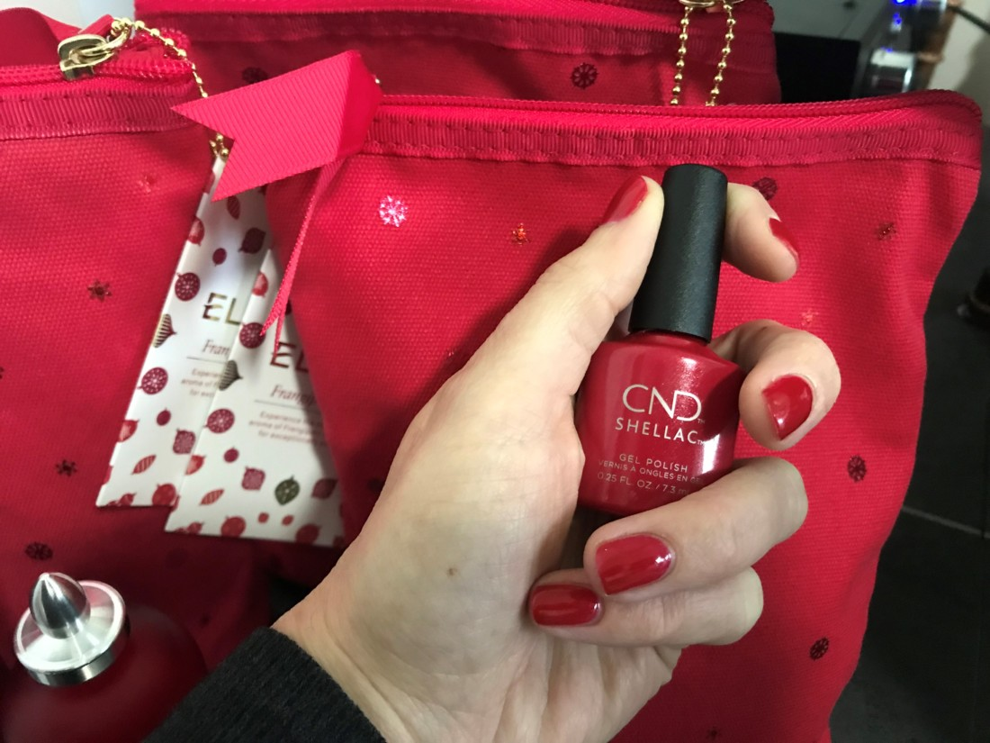 CHRISTMAS NAIL, WEAR PARK SPA, EXETER GOLF AND COUNTRY CLUB