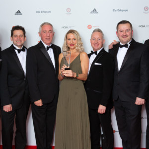 england golf awards, exeter golf and country club, most welcoming club