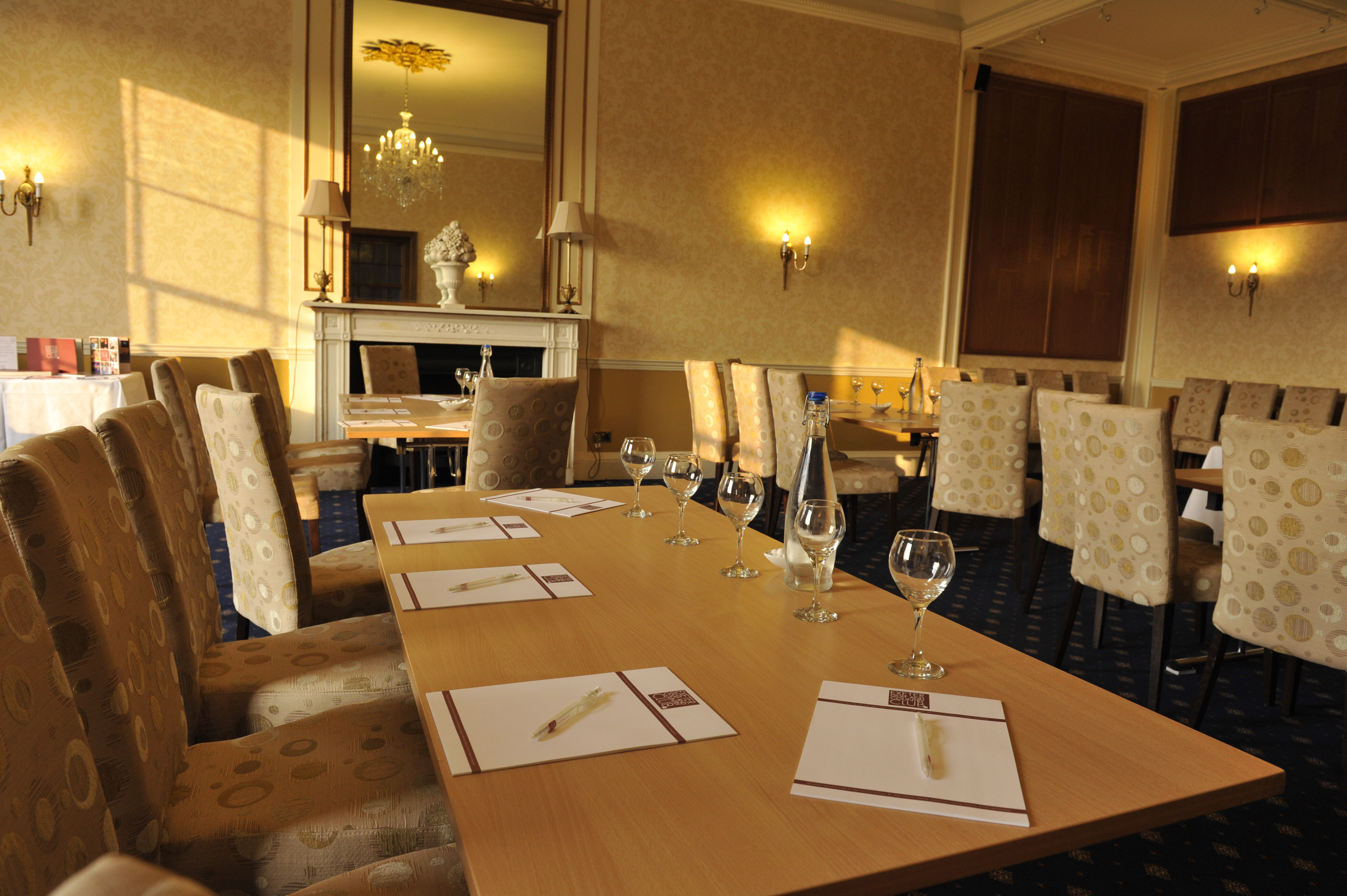 topsham room, exeter golf and country club