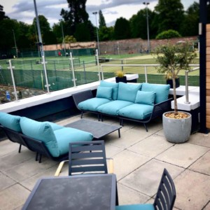 rooftop terrace, roof terrace, exeter, exeter meeting rooms, exeter function room, exeter golf and country club, exeter events