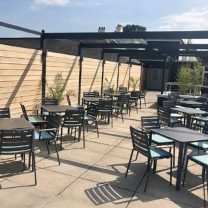 function rooms, outside, rooftop terrace, exeter golf and country club