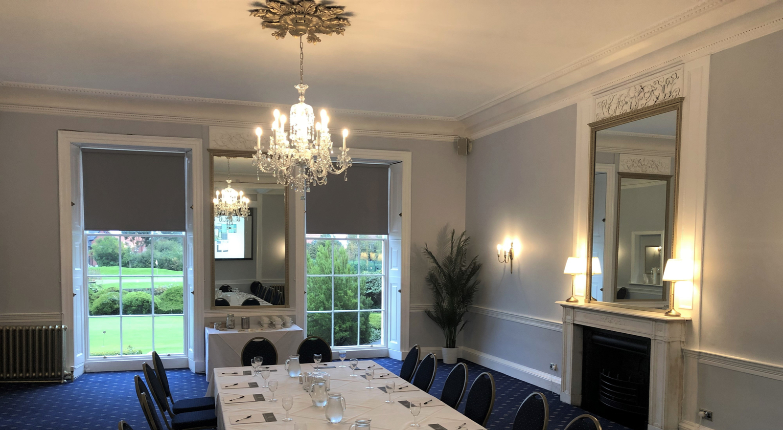 topsham room, exeter golf and country club, meeting rooms, meeting rooms exeter, wedding venue