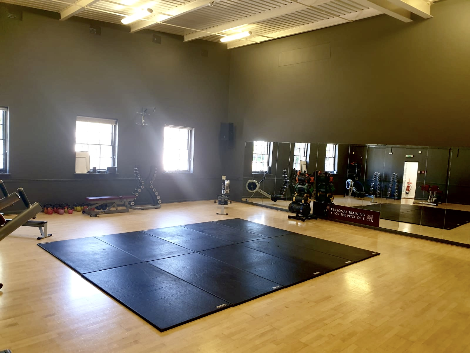 covid layout gym, gym opening, gym exeter, covid safe gym exeter, exeter golf and country club