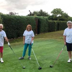 ladies golf, womens golf, rainbow living, exeter golf