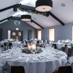 Function room at Exeter wedding venue in Devon